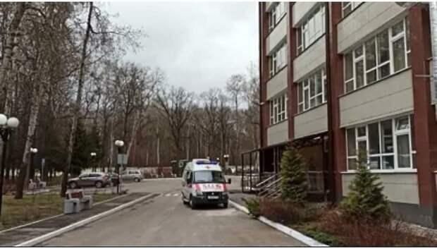 Новая инфекционная больница Подольска приняла первого пациента с коронавирусом