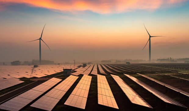 Нефтетрейдеров все больше привлекает возобновляемая энергетика