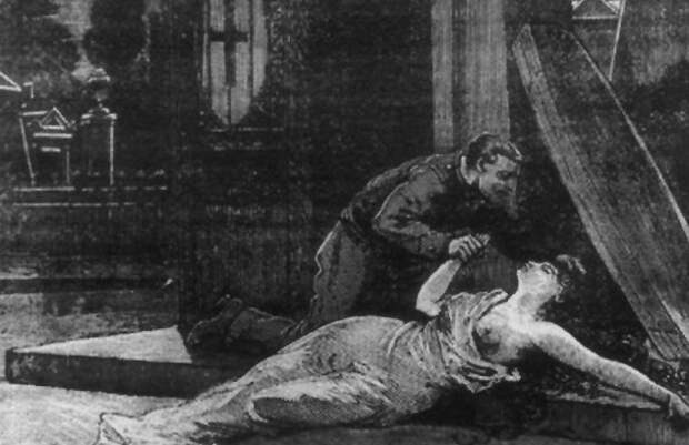 Вечная любовь: некрофилия – отчаянная романтика или психическое расстройство?