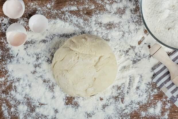 тесто в холодильнике на пирожки
