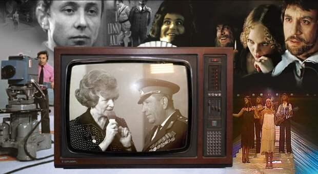 Телевидение СССР (иллюстрация из открытых источников)