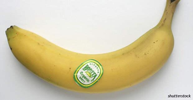Вот что означают наклейки на фруктах на самом деле!