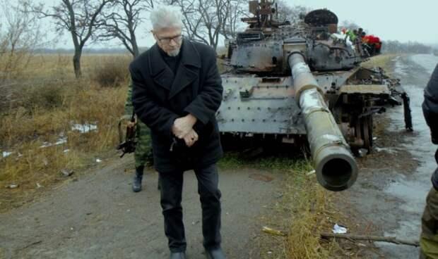 Умер Эдуард Лимонов