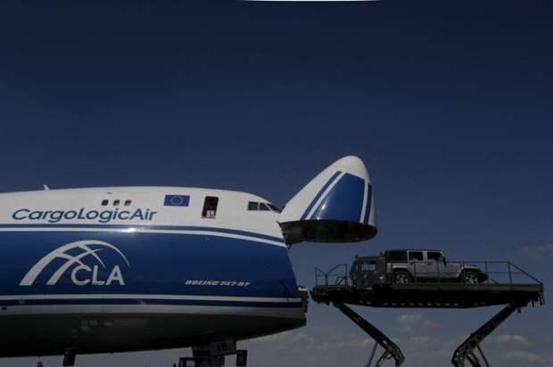 Международный авиакосмический салон в Фарнборо