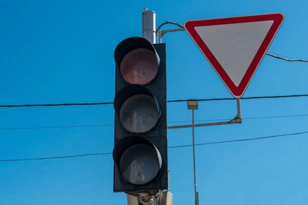 На двух перекрестках в Краснодаре отключат светофоры
