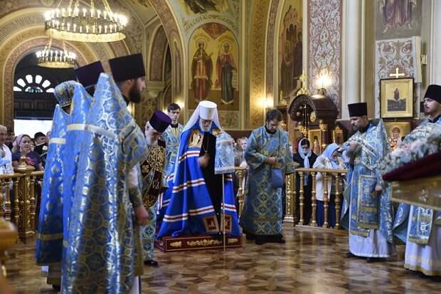 В Краснодарском крае отмечают день образования Кубанского казачьего войска