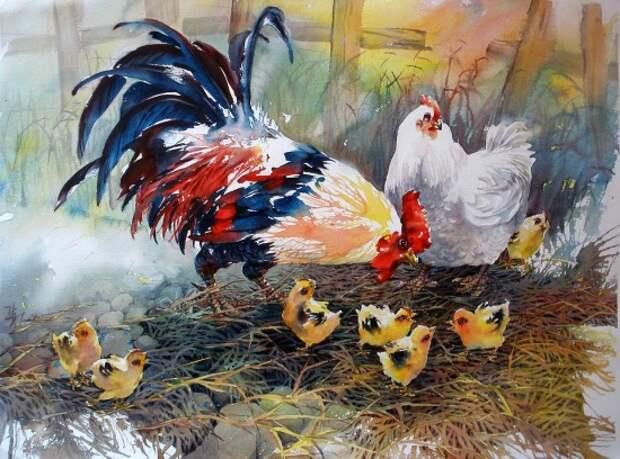 художник Lian Quan Zhen (Лиан Цюань Чжэнь) картины – 03