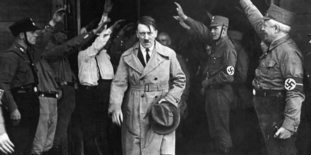 """Многие свои решения Гитлер принимал под воздействием наркотиков - портал """"Здравком"""""""