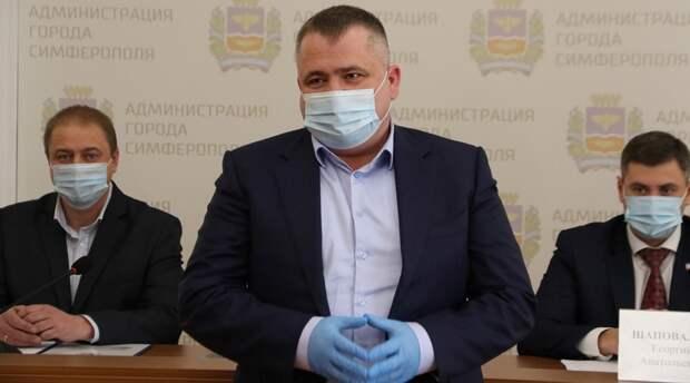 Очередной зам покинул главу Симферополя Проценко