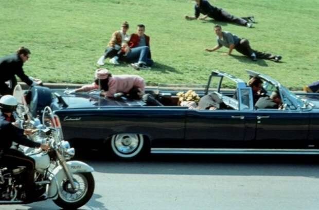 Почему убили президента Кеннеди?