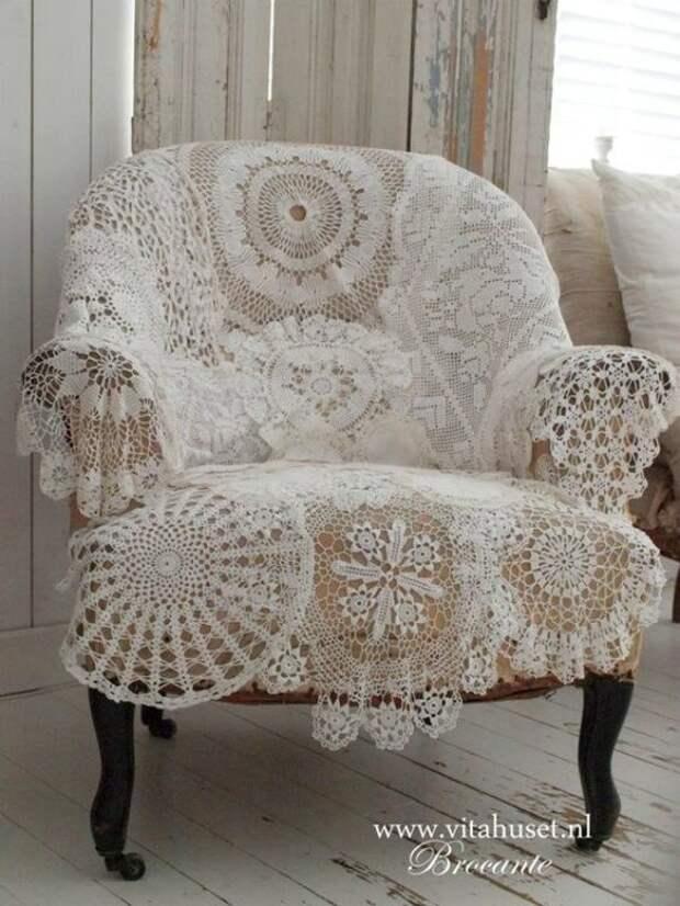 Ремонт кресла (подборка)