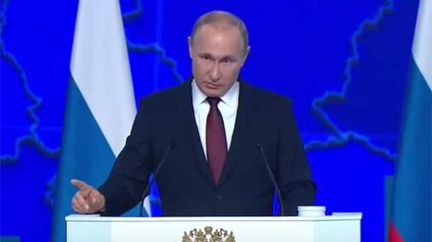 """Трудности перевода: на Западе не поняли смысл слова """"подхрюкивать"""" из послания Путина"""