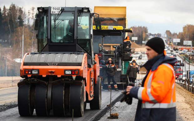 Правительство «подсыпало» еще 70 млрд рублей на дороги в регионах