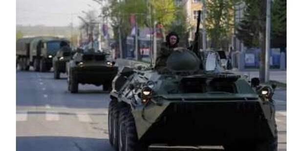 Alles kaput:  В Минск ввели военных и технику