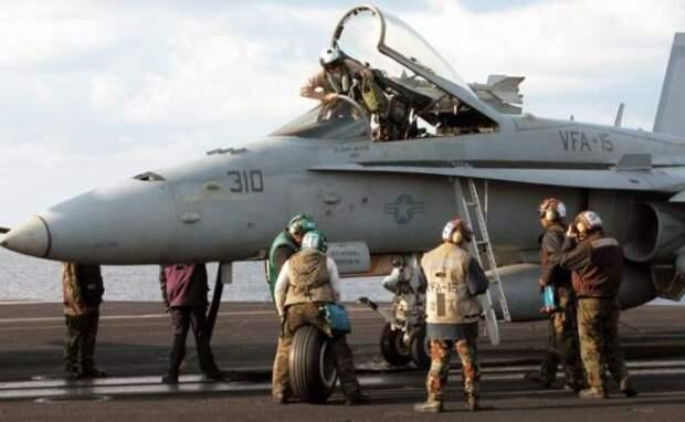 Летчики ВВС США