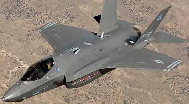 Сами пилоты выявили неисправности у американского F-35
