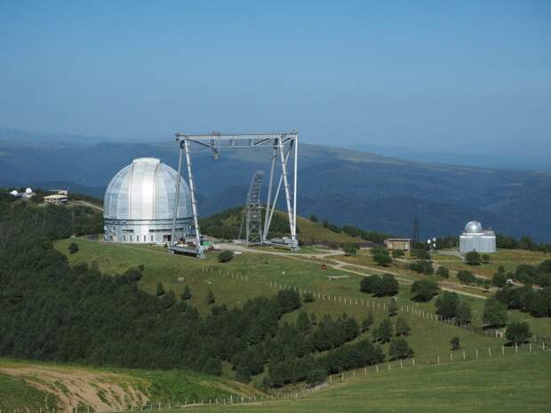 История телескопа: от Галилея до наших дней