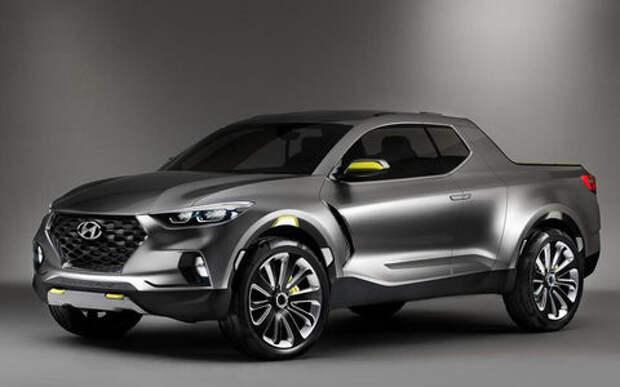 Hyundai решился на выпуск пикапа. Осталось его разработать