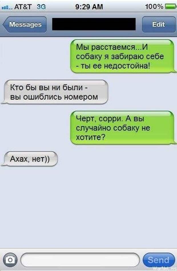 Веселые СМС в пятничной подборке
