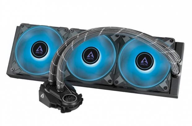 Обзор системы жидкостного охлаждения Arctic Liquid Freezer II 360 RGB: прокачанная подсветкой