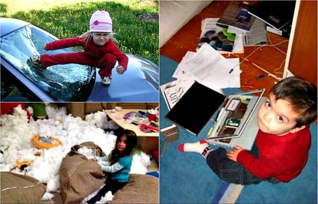 Талантливые детишки, которых ждет блестящее будущее.