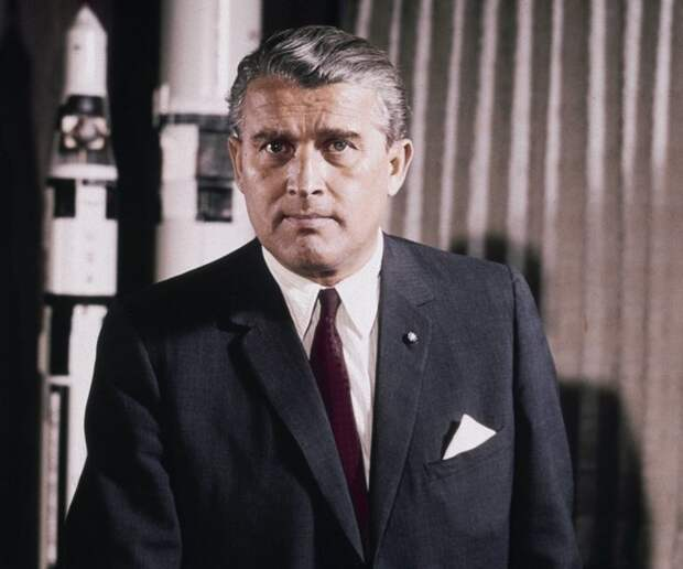 Как бывший офицер СС сделал США космической державой