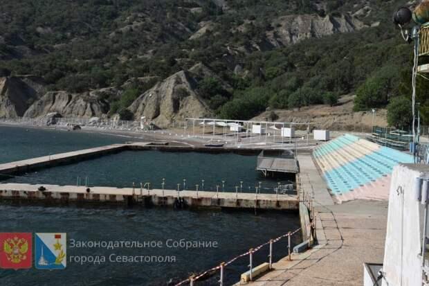 Что в правительстве Севастополя скрывают о пляжах