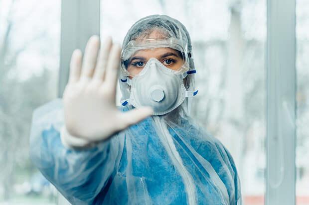 В России за сутки выявили около 13,9 тысячи новых случаев COVID-19