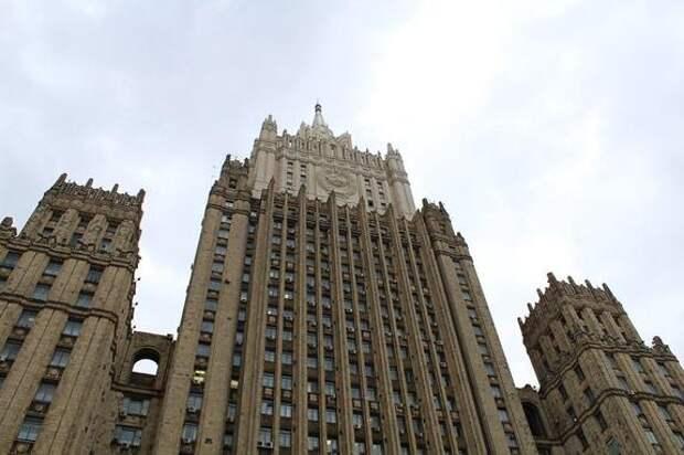Что рассказал посол Чехии, выходя из МИД России