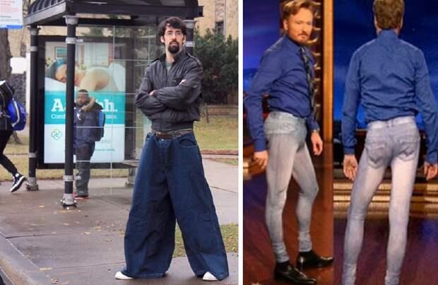 Американская джинсовая война