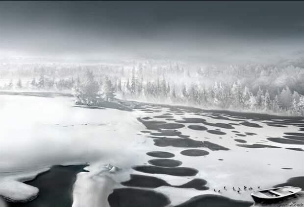 Удивительный мир Игоря Зенина ч.2