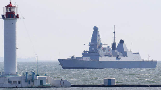 Defender остался последним действующим эсминцем типа Type 45 ВМС Великобритании