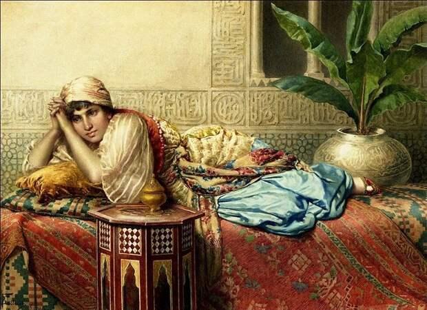 Картина Франческо Баллезио.