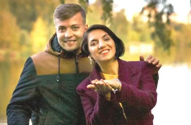 Фотоконкурс «Мы — пара»: Максим и Вера из Южного Тушина пришли к любви не сразу