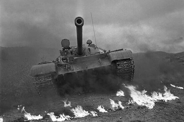 """""""Игман"""": Югославия пыталась вооружить Т-55 противотанковыми ракетами"""