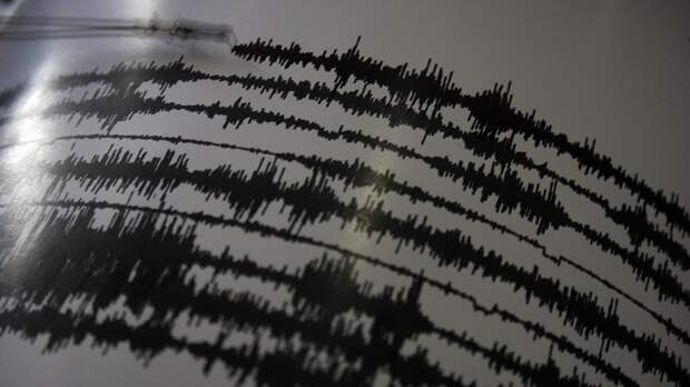 Землетрясение магнитудой 5,5 произошло у берегов Тонга в Тихом океане