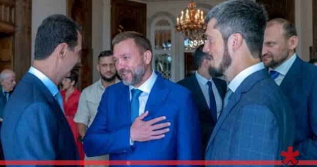Севастополь агитируют за «Единую Россию» в Сирии