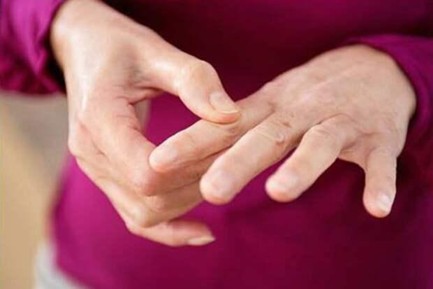 К чему приводит самомассаж рук
