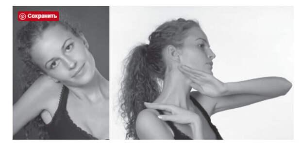 Упражнения, которые разгладят морщины на шее и увеличат угол поворота головы.