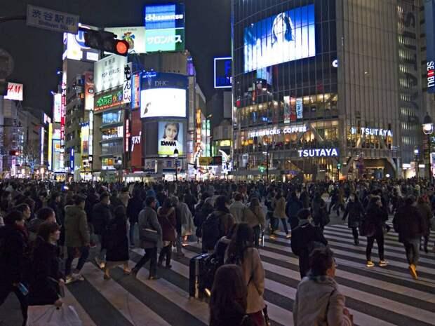Ощущение Японии
