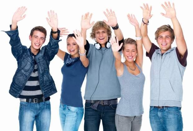 Структура мозга человека зависит от числа друзей