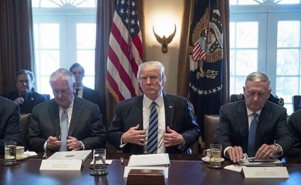 Трамп назначил «тройку», чтобы карать Россию