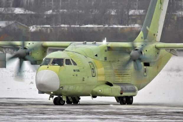 Недавно разработанный военно-транспортный самолет потерпел крушение в Подмосковье