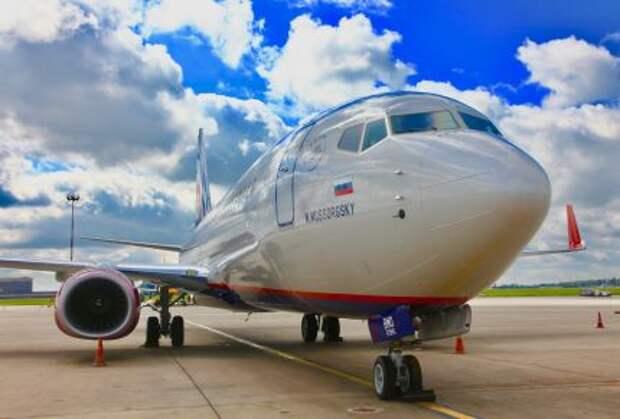 Авиакомпании РФ в январе-ноябре снизили перевозки пассажиров на 46%