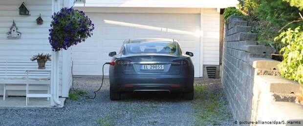В Великобритании все новые здания будут обязаны иметь зарядки для электрокаров