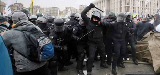 Янина Соколовская причитает: ФОП-майданы закончатся потерей территорий