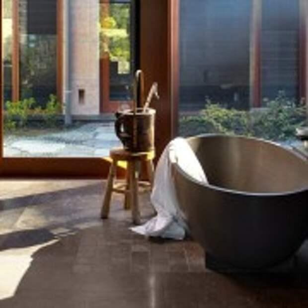 Необычна ванная чаша
