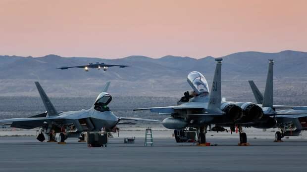 Американские ВВС столкнулись с нехваткой самолетов и личного состава