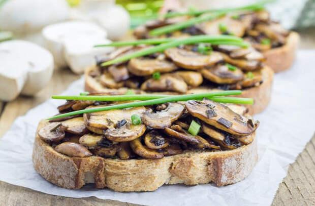Запекаем грибы: больше вкуса, чем при жарке