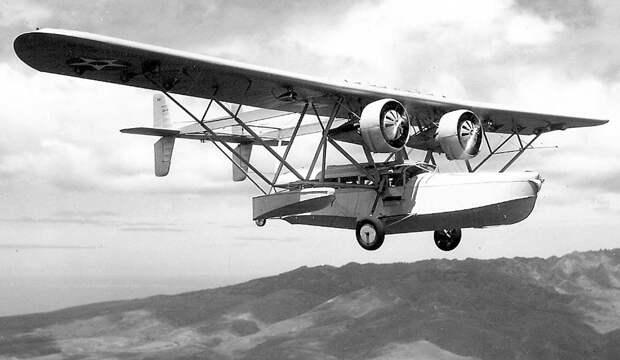 Sikorsky S-38. Воздушная яхта авантюристов